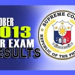 SC Releases 2013 Bar Exam Results Today March 18, 2014