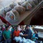 Vice President Binay Relief Goods with Sticker Label Went Viral (Photos)