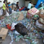 DSWD Wasted and Rooting Reliefs in Tacloban Warehouse Viral Photos