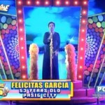 "Felicitas Garcia's ""Wrecking Ball"" Performance Video on ""It's Showtime"""