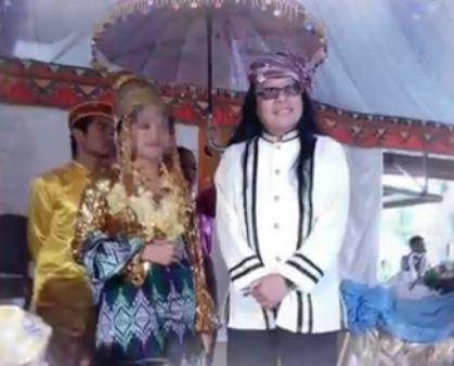 Freddie Aguilar wedding