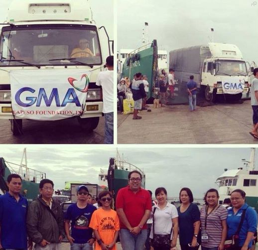 Campus Connect College Sports Entertainment Viral News: GMA Kapuso Foundation