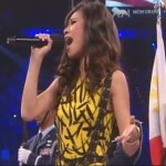 Jessica Sanchez to Sing Philippine National Anthem on Pacquiao vs. Rios Match