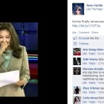 Korina Sanchez Resignation Fake News Posted on Anne Curtis Fan Page