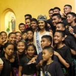 Miss World 2013 Megan Young Lead Charity Event in US for Typhoon Victims