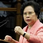 Sen. Santiago's Respond to Enrile on Facebook Went Viral