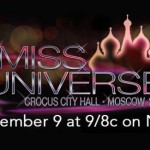 Miss Universe 2013 Coronation Night Live Coverage & Results (Video)