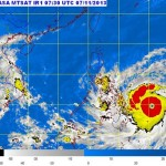 Super Typhoon Yolanda Could Affect 14.2 Million Filipinos (GDACS)