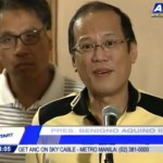 Pres. PNoy Defended the BIR, Denies Harassing Pacquiao