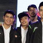 GlobalPort Drafted Salva, Romeo, Garcia & Holstein in PBA 2013 Draft