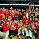 San Beda Defeated Letran Wins Fourth Straight NCAA Title