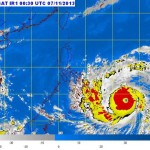Super Typhoon Yolanda Latest Weather Bulletin (Nov. 7 Hourly Updates)