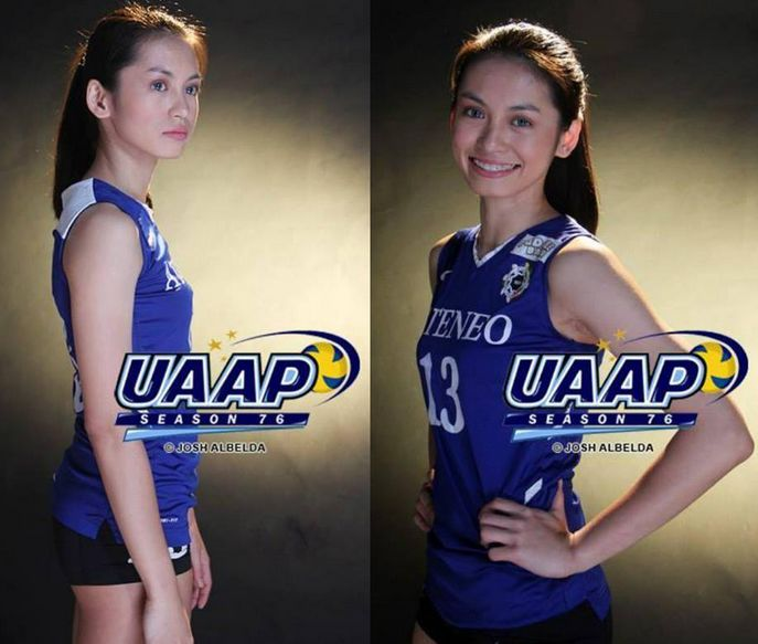 UAAP Season 76 Women's Volleyball