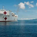 USNS Mercy Hospital Ship Activated to Support Philippine Typhoon Victims