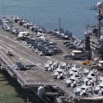 USS George Washington Aircraft Carrier to Join Relief Efforts in Typhoon Yolanda