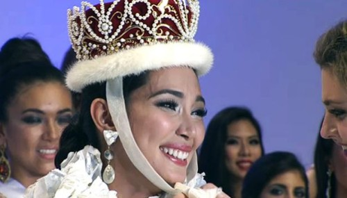 Bea Rose Miss International winner