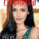 Megan Young Topped 'People of the Year' by PeopleAsia Magazine