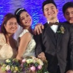 "Melai Jason Wedding Specials on ""Buzz ng Bayan"" (Video)"