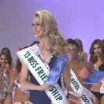 Casey Radley of New Zealand: Miss Friendship Winner Miss International
