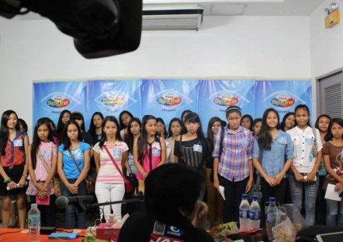 PBB 5 Audition