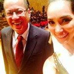 Is Pres. Aquino the Lucky Charm of Pinay Beauty Pageant Winner?