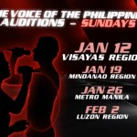 The Voice Ph Audition Venue & Schedule (Metro Manila)