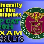 UPCAT 2014-2015 Exam Results List of Passers (Alphabetical)