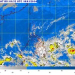 """Low Pressure Area """"Agaton"""" Spotted East of Mindanao to Enter PAR"""
