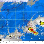 Bagyong Agaton Jan. 20 (5AM-5PM) TD Lingers in Mindanao