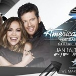 American Idol 2014 Premiere on January 16, 2014 in Star World
