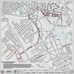 Feast of the Black Nazarene 2014 Procession & Traffic Route Scheme