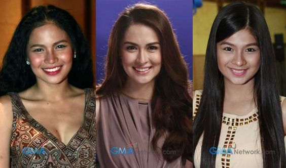 IN PHOTOS: 12 times Kapuso stars teamed up with Star ...