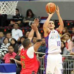 Petron Flares in the Fourth Quarter, Burns Barako in the Opener