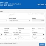 NBI Clearance Online Procedure: How To Apply 2014
