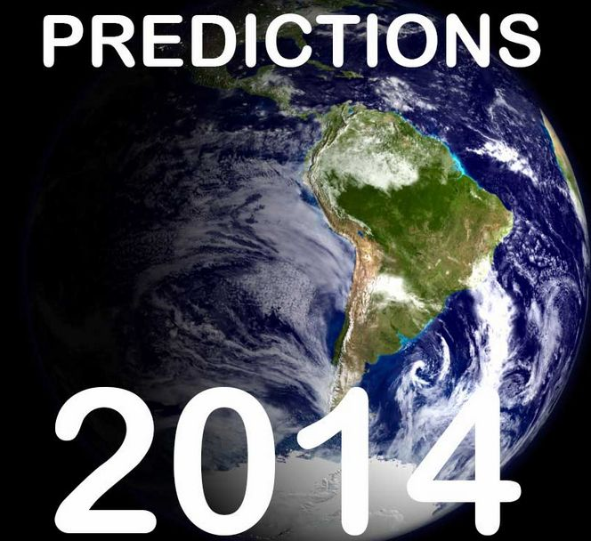 2014 Psychics, Winter of 2014 Predictions, Psychic Prediction 2014 USA
