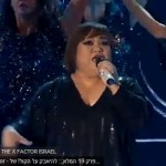 """Rose """"Osang"""" Fostanes Enters Top 7 of X Factor Israel (Video)"""