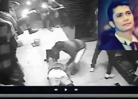 Vhong Navarro CCTV video