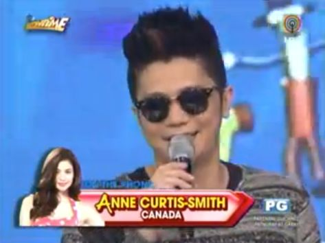 Vhong Navarro Shared Anne Curtis S Video