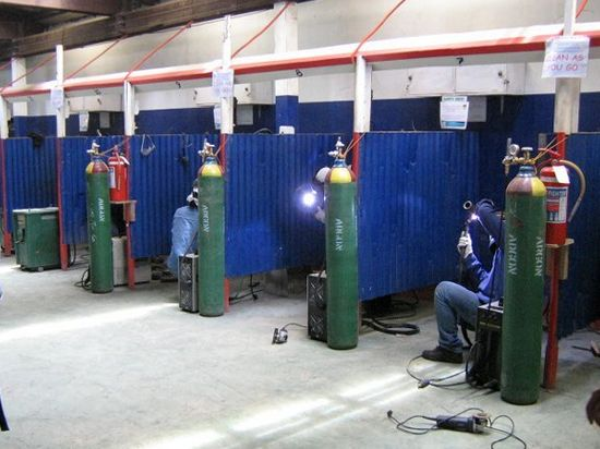 how to become a welder in canada