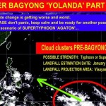 Agaton or Yolanda Part 2 Super Typhoon a Hoaxed According to PAGASA