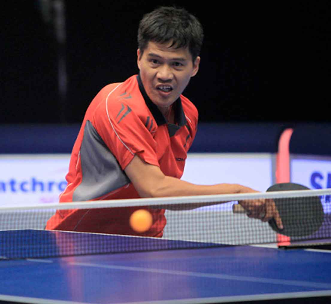 Two pinoys qualify in world table tennis championship - Table tennis world championship 2014 ...
