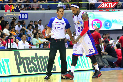 Ravanes to be Named Petron's New Head coach with Purves as an Active Consultant