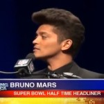 Fil-Am Bruno Mars Ready for Super Bowl XLVIII (Video)