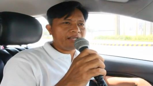 Jim Paredes Reacts On His Viral Video: Gil Peña : Manila's Singing Taxi Driver For Valentines Day