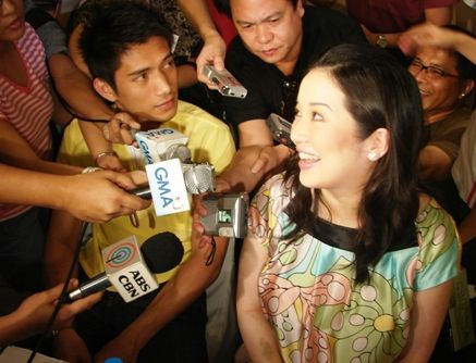 James Yap Thanks Kris Aquino for Defending Him Against Game Fixing