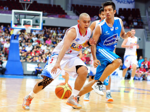 San Mig, Rain or Shine Rekindles Rivalry, Open Series Today