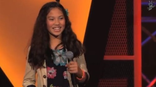 Katrina Manaog Performance Videos on The Voice Kids Netherlands