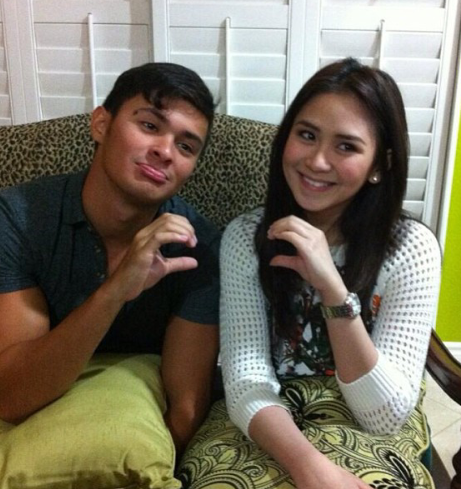 Matteo Guidicelli's Favorite Sarah G's Performance Videos