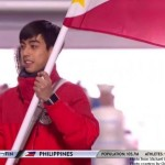 Michael Christian Martinez Opening Ceremony Video on Sochi Olympics