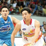 San Mig Suvives Rain or Shine, Gains 2-1 Upper hand